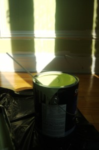 You can even make a paint can look artistic