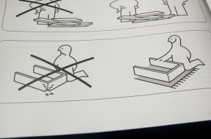 Can you guess what IKEA is trying to communicate here?