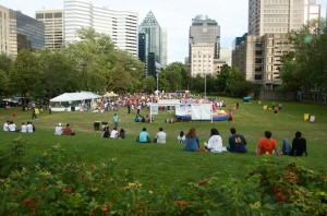 O-Week at McGill