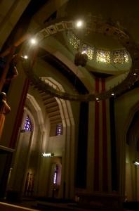 St Joseph's Oratory Basilica interior