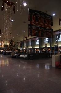 Montréal's Gare Centrale