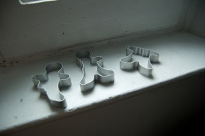 The only cookie cutters I own