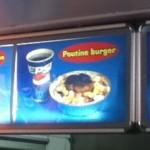 Poutine Burger