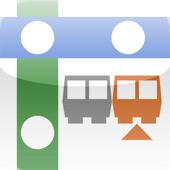 Logo for Montréal Métro Exits