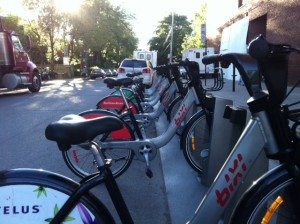 New Bixi Station