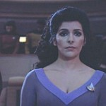 "Troi in ""Disaster"""
