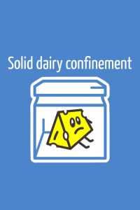 Solid Dairy Confinement