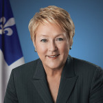Pauline Marois (photo credit: Benoît Levac)